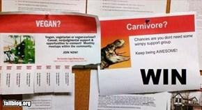 Carnivore Win