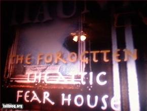 Scary Movie Fail