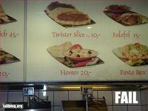 Hummus Fail