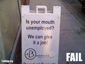 Advertise Fail