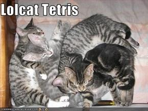 Lolcat Tetris