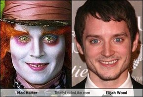 Mad Hatter Totally Looks Like Elijah Wood