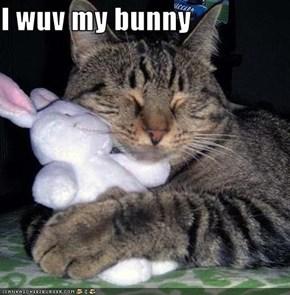 I wuv my bunny