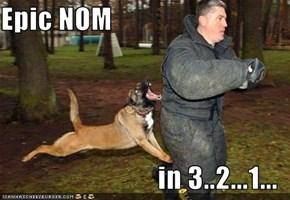 Epic NOM  in 3..2...1...