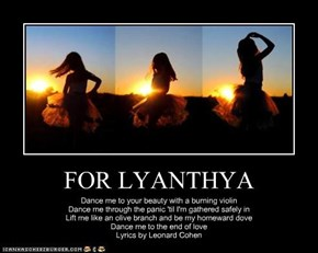 FOR LYANTHYA