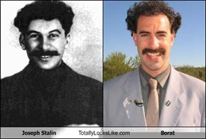 Joseph Stalin Totally Looks Like Borat