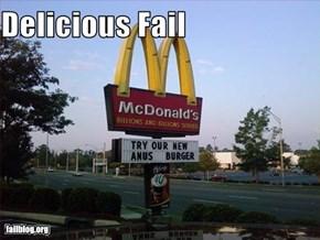 Delicious Fail