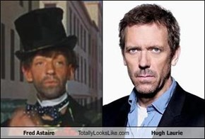 Fred Astaire Totally Looks Like Hugh Laurie