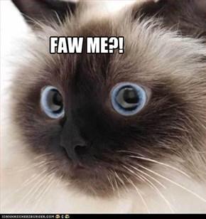 FAW ME?!
