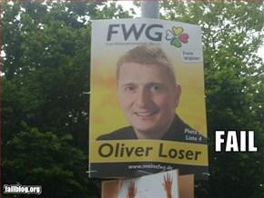 Candidate Name Fail