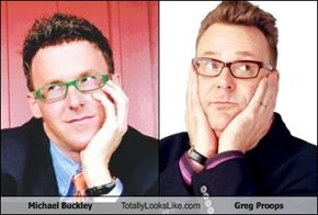 Michael Buckley Totally Looks Like Greg Proops