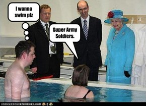 Super Army Soldiers.