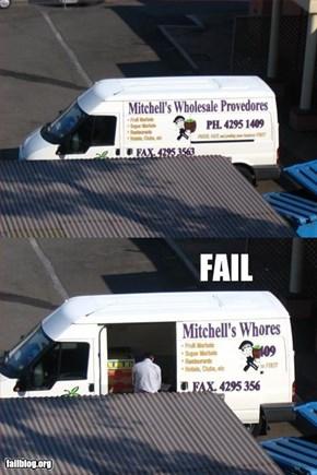 Fail Van