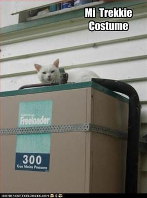 Mi  Trekkie  Costume