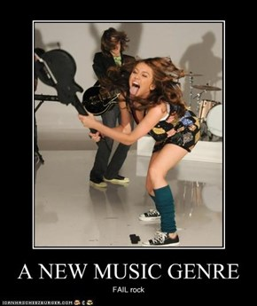 A NEW MUSIC GENRE