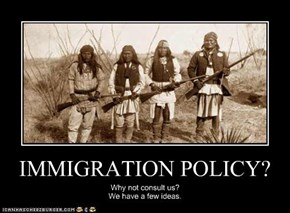 IMMIGRATION POLICY?
