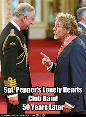 Sgt. Pepper's Lonely Hearts Club Band 50 Years Later