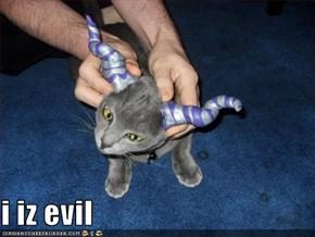 i iz evil
