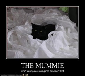 THE MUMMIE