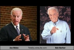 Joe Biden Totally Looks Like Bob Barker