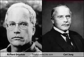 Richard Dreyfuss Totally Looks Like Carl Jung