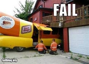 Weiner Driver Fail