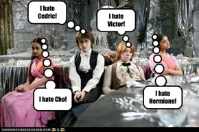 I hate Hermione!