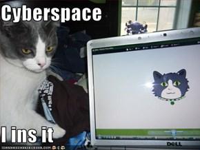 Cyberspace  I ins it