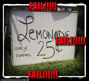 FAIL!!!!! FAIL!!!!!! FAIL!!!!!!