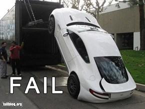 Unloading Fail