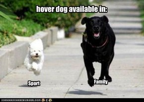 hover dog available in: