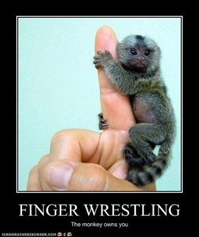FINGER WRESTLING
