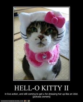 HELL-O KITTY II