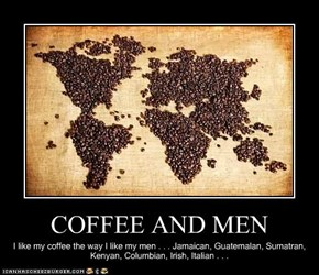 COFFEE AND MEN