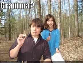 Gramma?