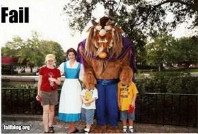 Disneyland souvenir fail