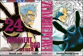 Bleach cover Totally Looks Like Zombie Powder cover