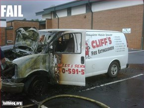 Fire Prevention Fail