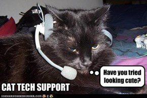 CAT TECH SUPPORT