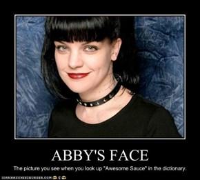 ABBY'S FACE