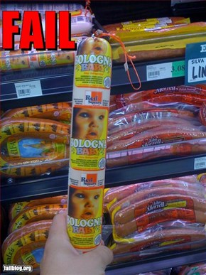 Bologna Packaging Fail