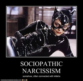 SOCIOPATHIC NARCISSISM