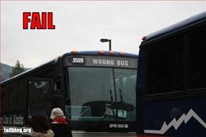 Bus Fail