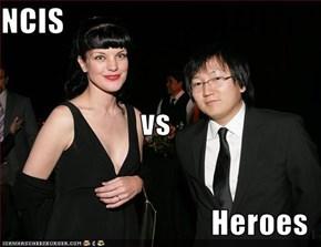NCIS vs Heroes