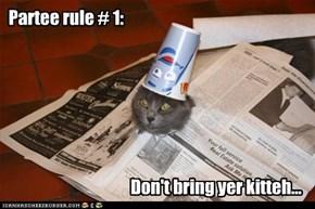 Partee rule # 1: