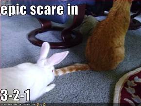 epic scare in  3-2-1