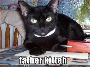 father kitteh
