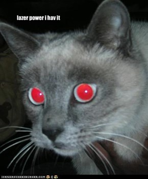 lazer power i hav it