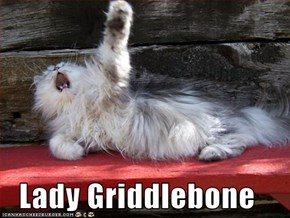 Lady Griddlebone