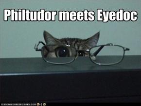 Philtudor meets Eyedoc